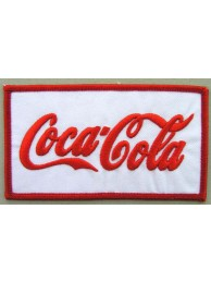 Coca-Cola Soda Iron On Embroidered Patch #02