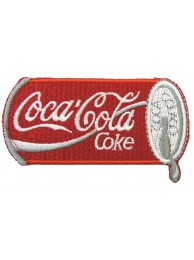 Coca-Cola Soda Iron On Embroidered Patch #03