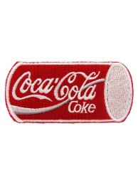 Coca-Cola Soda Iron On Embroidered Patch #04