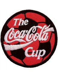 Coca-Cola Soda Iron On Embroidered Patch #10