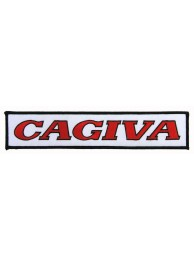 GIANT CAGIVA BIKER EMBROIDERED PATCH (K4)