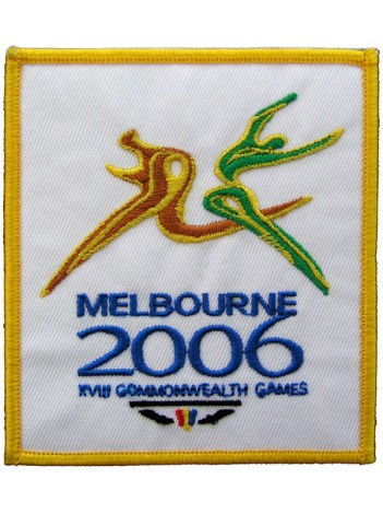 2006 COMMONWEALTH GAMES MELBOURNE AUSTRALIA PATCH