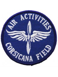 WWII Corsicana Field Air Activities, AAF Patch