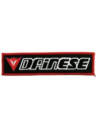 DAINESE RACING SPORT EMBROIDERED PATCH #05