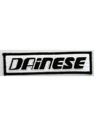 DAINESE RACING SPORT EMBROIDERED PATCH #13