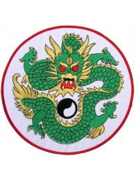 GIANT ORIENTAL DRAGON PATCH (P)