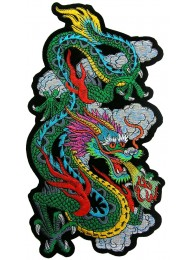 GIANT DRAGON TATOO PATCH (EXXL)