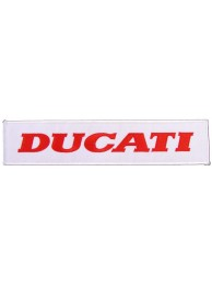 GIANT DUCATI BIKER EMBROIDERED PATCH (K4)