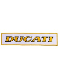 GIANT DUCATI BIKER EMBROIDERED PATCH (K5)