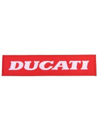 GIANT DUCATI BIKER EMBROIDERED PATCH (K6)