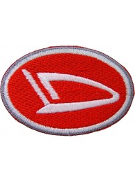DAIHATSU RACING SPORT IRON ON EMBROIDERED PATCH #06
