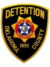 DETENTION POLICE PATCH