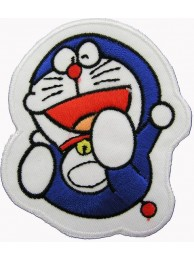 DOREMON COMIC EMBROIDERED PATCH