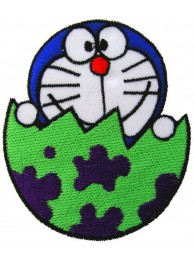 DOREMON COMIC EMBROIDERED PATCH #03