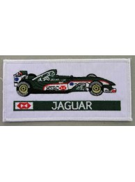 JAGUAR AUTOMOBILE F1 EMBROIDERED PATCH #09