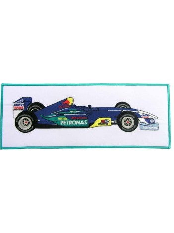GIANT SAUBER PETRONAS F1 EMBROIDERED PATCH (L2)