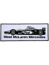 GIANT WEST MCLAREN F1  EMBROIDERED PATCH (L2)