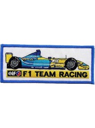 RENAULT F1 RACING EMBROIDERED PATCH #13