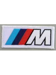 BMW F1 BIKER RACING EMBROIDERED PATCH #04