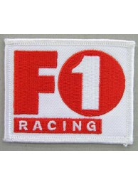 Formula One F1 Team Racing Embroidered Patch