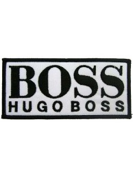 Hugo Boss F1 Team Racing Embroidered Patch #05