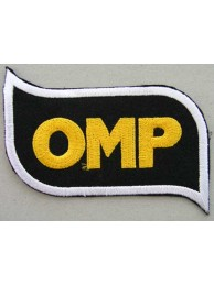 OMP F1 RACING EMBROIDERED PATCH #01