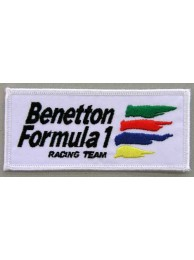 BENETTON RACING EMBROIDERED PATCH #05
