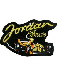 Jordan Team F1 Racing Embroidered Patch #02
