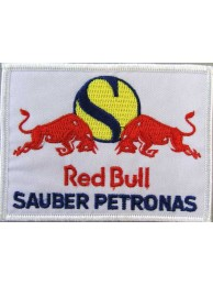 RED BULL F1 EMBROIDERED PATCH #02
