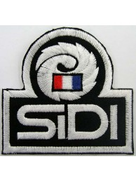 SIDI F1 RACING EMBROIDERED PATCH #01