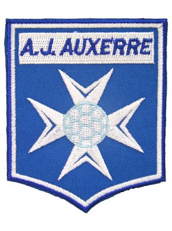 AJ AUXERRE - FRANCE FOOTBALL CLUB PATCH