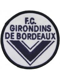 GIRONDINS de BORDEUX - FRANCE FOOTBALL CLUB PATCH