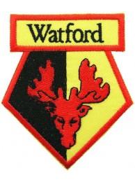 WATFORD FOOTBALL CLUB SOCCER PATCH