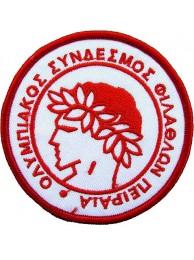 OLYMPIAKOS CFP FOOTBALL CLUB PATCH