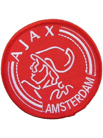 AJAX NETHERLANDS FOTBALL CLUB PATCH