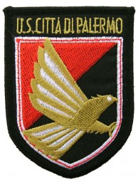 US CITTA di PALERMO ITALY FOTBALL CLUB PATCH