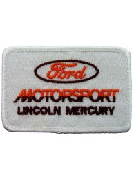 FORD LINCOLN MERCURY EMBROIDERED PATCH #01