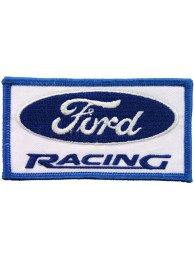 FORD RACING AUTOMOBILE EMBROIDERED PATCH #02