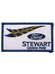 FORD RACING AUTOMOBILE EMBROIDERED PATCH #03