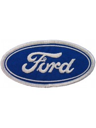 FORD  AUTOMOBILE EMBROIDERED PATCH #06
