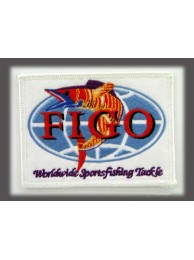 FIGO - Worldwide Sports fishing Tackle Patch #02