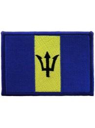 Barbados Flags (C)