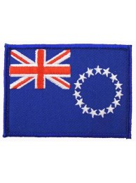 Cook Islands Flags (C)