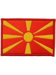 MACEDONIA FLAG (C)