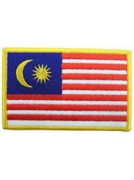 MALAYSIA FLAG (C)