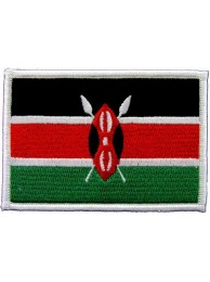 Kenya Flags (C)
