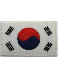 Korea, South Flags (C)