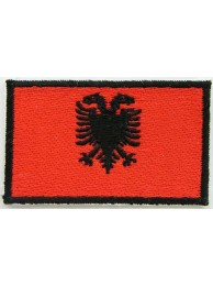 """Albania Flags """"Without Text"""""""