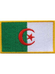 "Algeria Flags ""Without Text"""