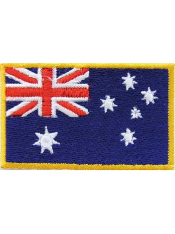 """Australia Flags """"Without Text"""""""